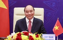 Chủ tịch nước Nguyễn Xuân Phúc: Việt Nam quyết tâm chuyển đổi sang nền kinh tế xanh