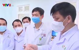 Kiểm tra công tác phòng chống dịch COVID-19 tại Nghệ An
