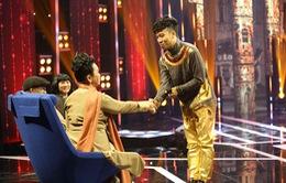 Trời sinh một cặp: Vừa hát vừa khoe vũ đạo, Thái Sơn ẵm ngay điểm tuyệt đối từ giám khảo khách mời
