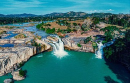 Tìm thấy thi thể du khách nước ngoài mất tích khi tham quan thác nước ở Đắk Nông