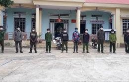 Bắt giữ 12 người nhập cảnh trái phép từ Campuchia