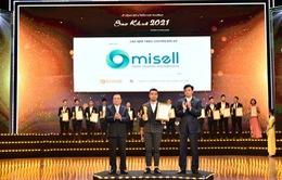 Omisell - Hệ thống quản lý bán hàng đa kênh, đa nền tảng, đa quốc gia được trao giải Sao Khuê