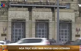 Nga trục xuất nhà ngoại giao Ucraina