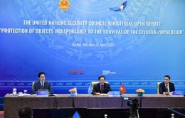 Tháng Chủ tịch HĐBA LHQ của Việt Nam thành công trên 3 phương diện