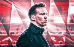 CHÍNH THỨC: Julian Nagelsmann sẽ trở thành HLV trưởng của Bayern Munich