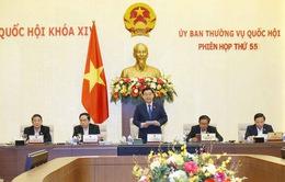 Ủy ban Thường vụ Quốc hội họp phiên đầu tiên sau khi kiện toàn nhân sự