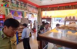 Quảng Tri: Nhiều cơ sở kinh doanh bánh ngọt chưa đảm bảo vệ sinh ATTP