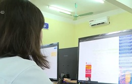 Nhiều thí sinh chuyển sang lựa chọn đăng ký xét tuyển trực tuyến