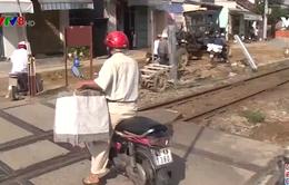 Đầu tư hệ thống cảnh báo an toàn đường ngang đường sắt qua miền Trung