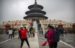 """Du lịch Trung Quốc """"bùng nổ"""" dịp nghỉ lễ 1/5"""
