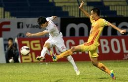 Kết quả, BXH Vòng 11 LS V.League 1-2021: HAGL tăng tốc trong cuộc đua vô địch