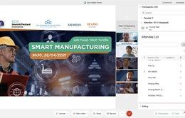 Rút ngắn lộ trình chuyển đổi số cho doanh nghiệp sản xuất tại Việt Nam