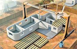 Ngôi nhà in 3D đầu tiên mở ra hy vọng giải quyết khủng hoảng nhà ở tại Ấn Độ