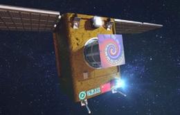 """Trung Quốc phóng robot """"dọn rác"""" lên vũ trụ"""