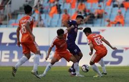 Chùm ảnh: CLB Sài Gòn thắng kịch tính SHB Đà Nẵng