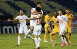 Vòng 11 V.League 2021: HAGL bỏ xa Viettel trong cuộc đua vô địch, CLB Hà Nội thua trận thứ 6