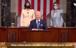 Mỹ: Tổng thống Joe Biden lần đầu phát biểu trước Quốc hội