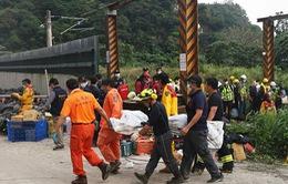 Tai nạn tàu hỏa tại Đài Loan (Trung Quốc): Nỗ lực giải cứu đang được tiến hành