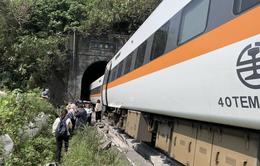 54 người thiệt mạng trong vụ tai nạn tàu hỏa tại Đài Loan (Trung Quốc)