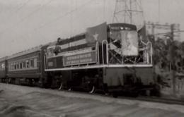 Ký ức về chuyến tàu Thống nhất đầu tiên nối hai miền Nam - Bắc