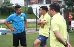 CLB Viettel đón chuyên gia thể lực mới người Brazil
