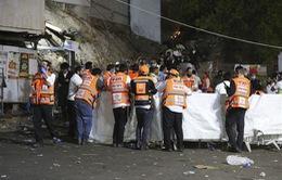 Hàng chục người thương vong trong vụ giẫm đạp tại lễ hành hương ở Israel