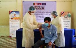 Thủ đô của Campuchia đóng cửa chợ đầu mối