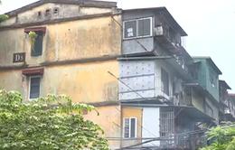 Cải tạo chung cư cũ tại Hà Nội: Điểm mới trong chuyện cũ