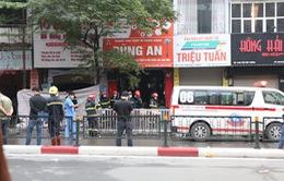 Chủ tịch Hà Nội chỉ đạo điều tra nguyên nhân vụ cháy khiến 4 người chết