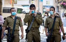 Quân đội Israel bỏ quy định đeo khẩu trang với quân nhân đã tiêm vaccine ngừa COVID-19