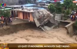 Lũ quét ở Indonesia