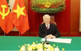 Tổng Bí thư Nguyễn Phú Trọng điện đàm, mời Tổng thống Nga Vladimir Putin thăm Việt Nam