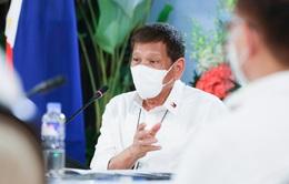 Tổng thống Philippines hủy phát biểu vì nhân viên mắc COVID-19