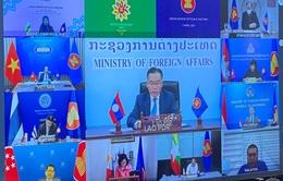 ASEAN bàn về phòng chống COVID-19, biện pháp hỗ trợ Myanmar