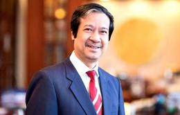 Tóm tắt tiểu sử Bộ trưởng Bộ Giáo dục và Đào tạo Nguyễn Kim Sơn