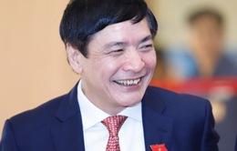 Tóm tắt tiểu sử Tổng Thư ký Quốc hội Bùi Văn Cường