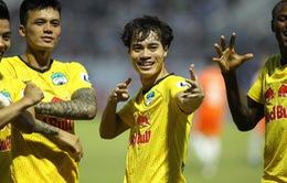 SHB Đà Nẵng 0-2 Hoàng Anh Gia Lai: Văn Toàn, Công Phượng lập công, HAGL lấy lại ngôi đầu V.league 2021