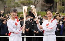 Tỉnh Osaka ngăn đoàn rước đuốc Olympic đi qua vì dịch COVID-19