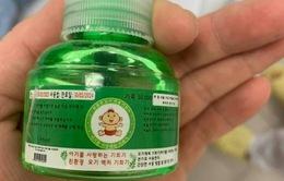 Cả nhà 4 người nhập viện do ngộ độc tinh dầu đuổi muỗi