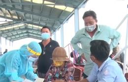 Xét nghiệm COVID-19 ngẫu nhiên tại TP Phú Quốc