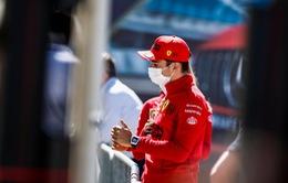 Leclerc lạc quan về tình hình hiện tại ở Ferrari
