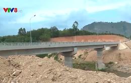Kon Tum: Người dân huyện Kon Rẫy vui mừng khi có cây cầu mới