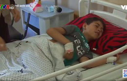 Trẻ em là nạn nhân trong xung đột bạo lực giữa Irael và Palestine
