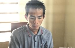 Bắt đối tượng trộm hòm công đức nhà chùa 5 lần trong 1 tháng
