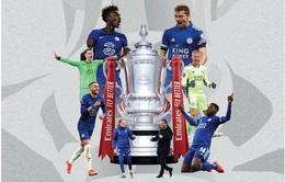 Thông tin trước trận Chung kết FA Cup: Chelsea - Leicester City (23h15 ngày 15/5)