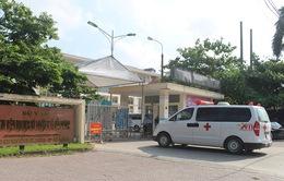 Bệnh viện dã chiến Trường Đại học Kỹ thuật Y tế Hải Dương tiếp nhận 150 bệnh nhân của Bệnh viện K về điều trị