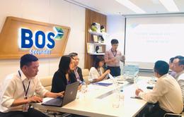 VsetGroup và BOS hợp tác toàn diện về hoạt động chứng khoán