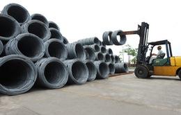 Xuất khẩu sắt thép sang Trung Quốc tăng đột biến