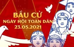 Ngày bầu cử thành công tốt đẹp - Minh chứng rõ nét cho sức mạnh khối đại đoàn kết toàn dân tộc