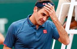 Roger Federer thất vọng khi sớm chia tay Geneva mở rộng